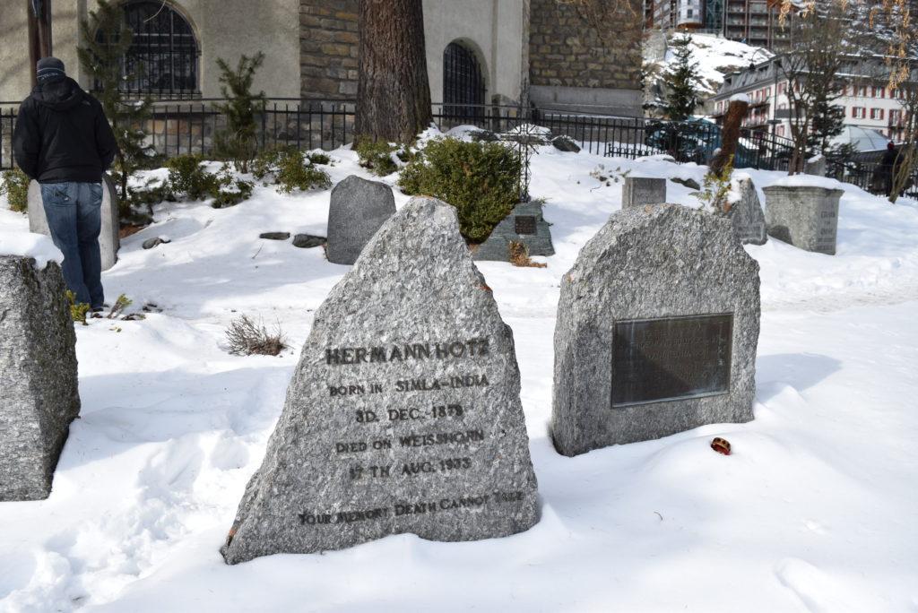 Memorial aos alpinistas