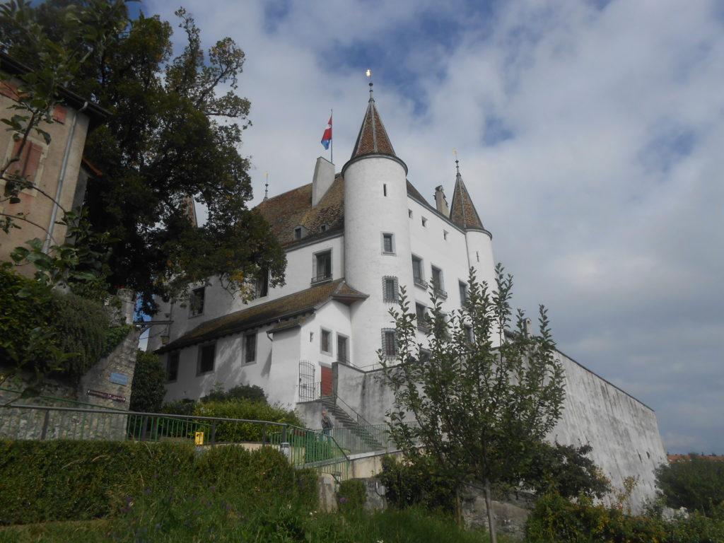 Castelo de Nyon