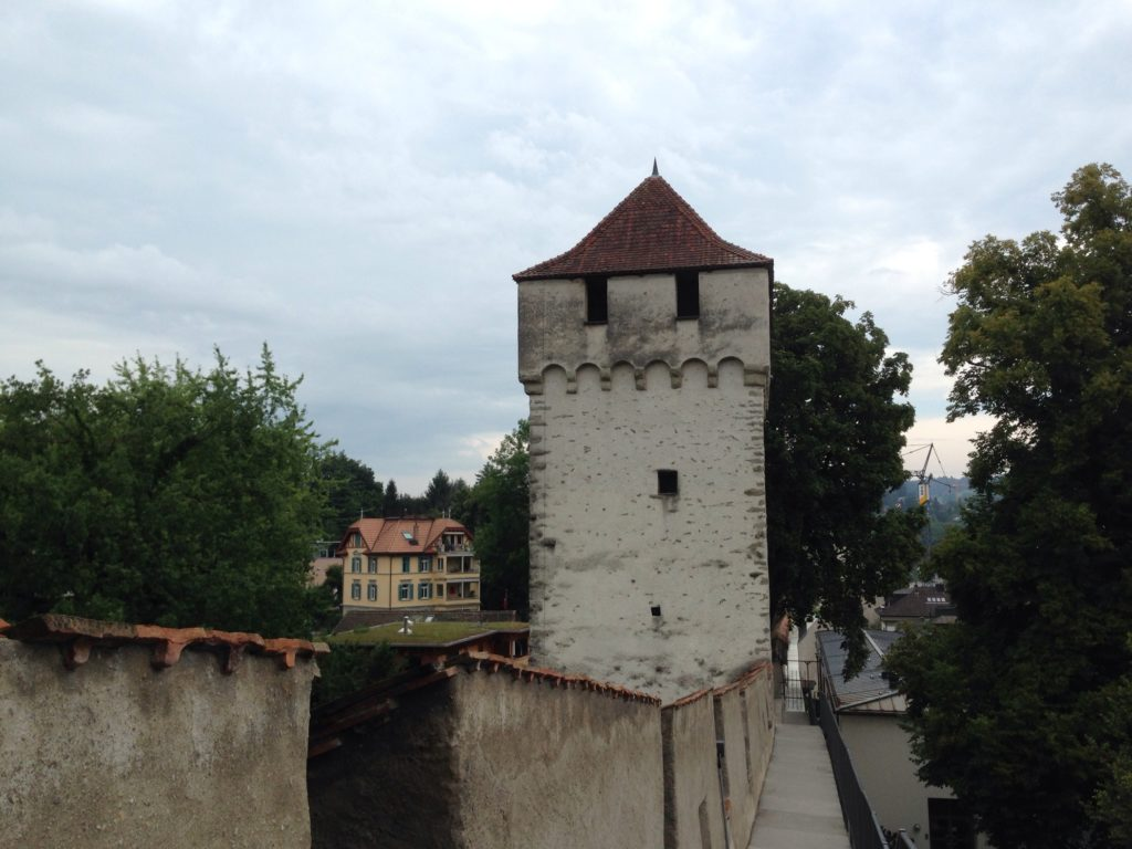 Museggmauer